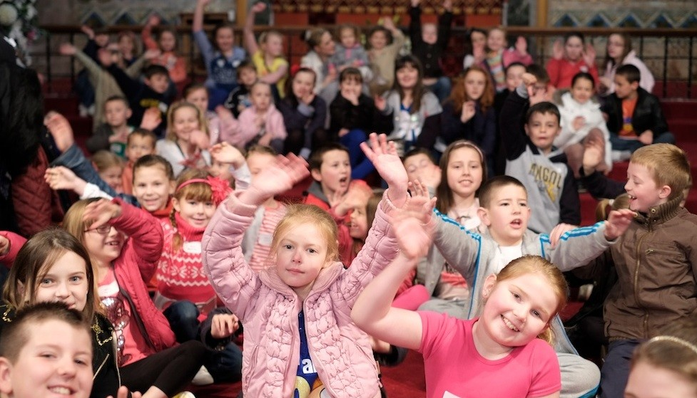 Good Friday Children's Workshop Worship